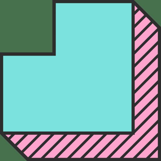 Striped Corner