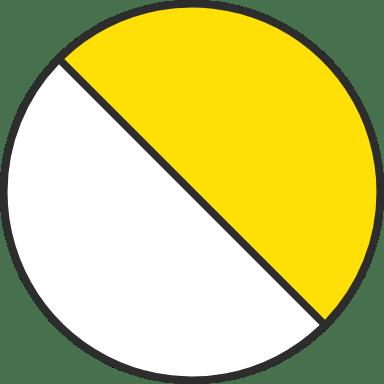 Diagonal Split Circle