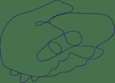 Monoline Handshake