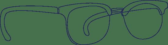 Monoline Spectacles