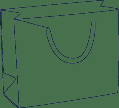 Monoline Shopping Bag