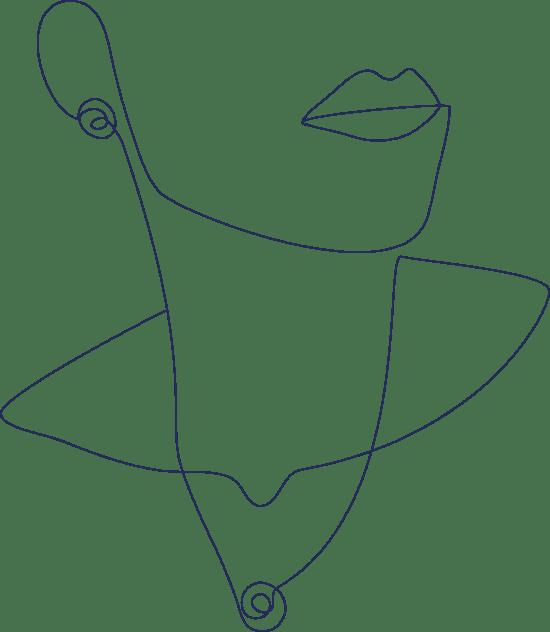 Monoline Pendant