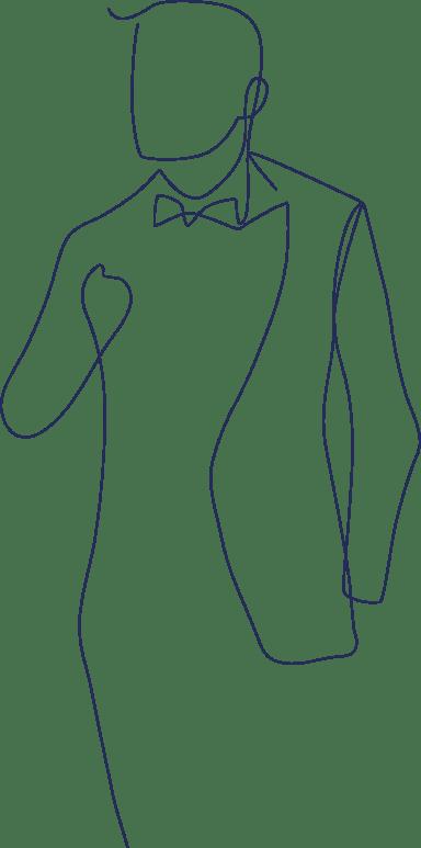 Monoline Tuxedo