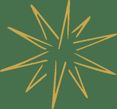 Ten-Pointed Starburst