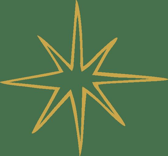 Eight-Pointed Starburst