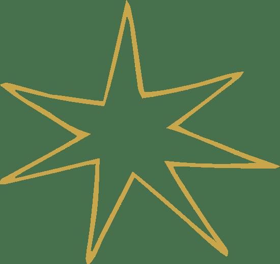 Seven-Pointed Starburst