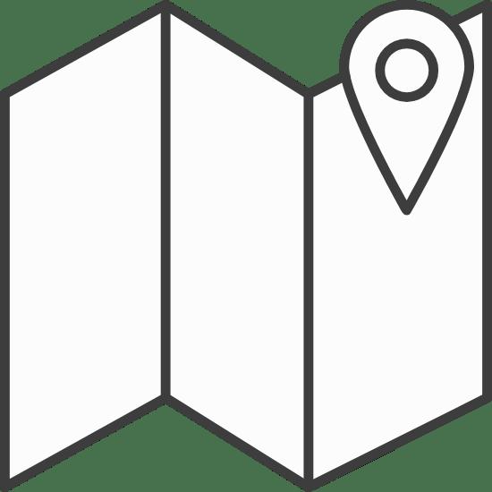 Folding Map & Point