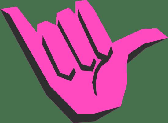 Hang Loose Hand