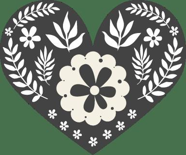 Nordic Dark Heart
