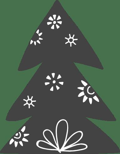 Nordic Evergreen Tree