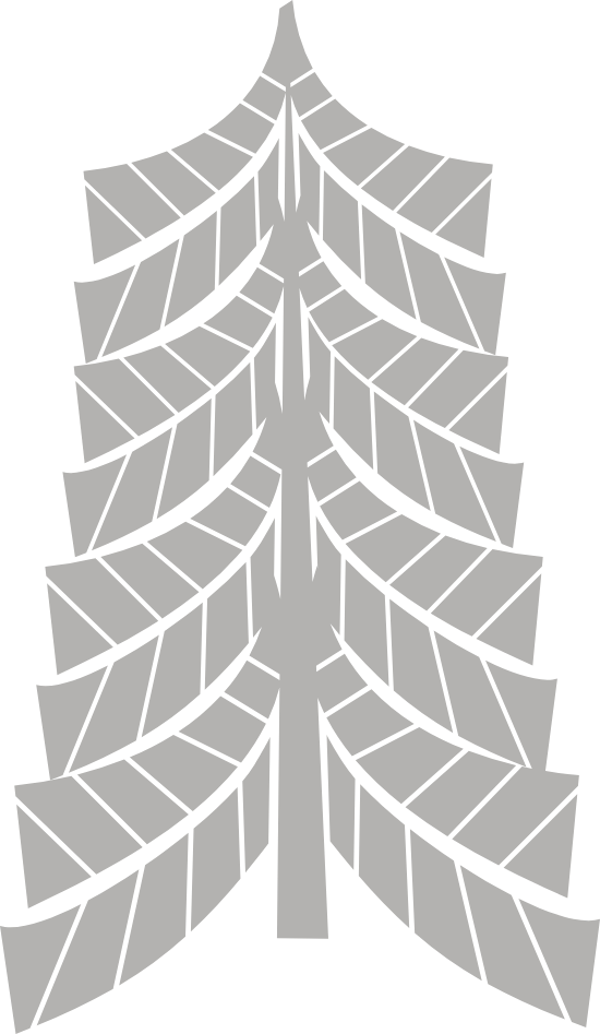 Nordic Bushy Tree