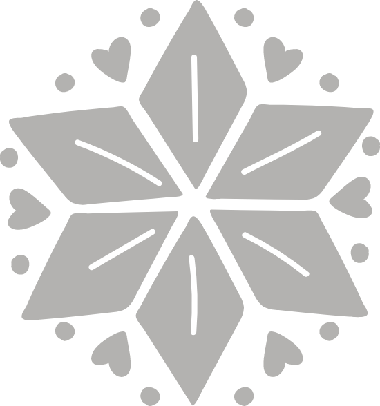 Nordic 6-Pointed Star