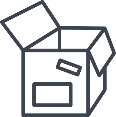 Blank Storage Box