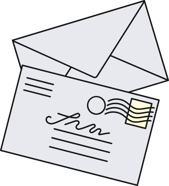 Unopened Mail
