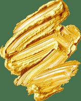 Messy Gold Stroke