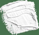 Short White Stroke