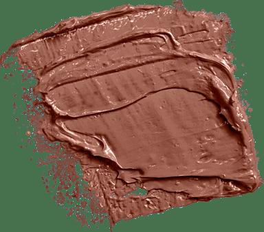 Bronze Paint Strokes
