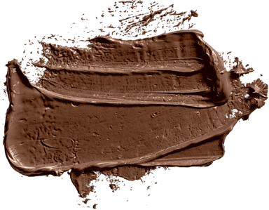 Brown Paint Strokes