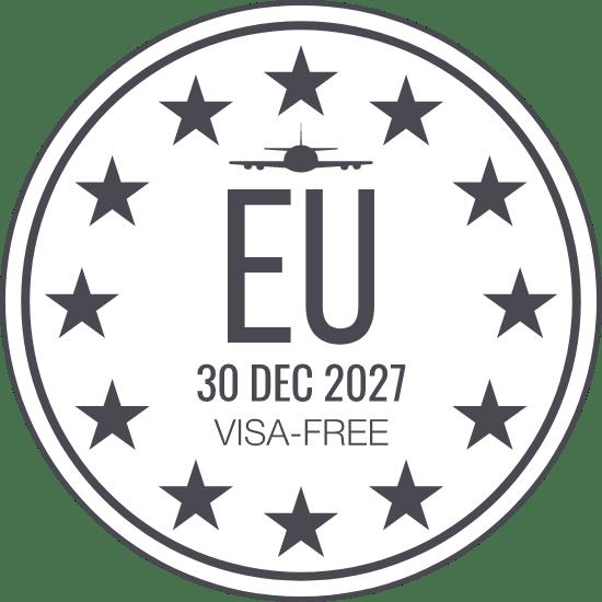 European Union Stamp