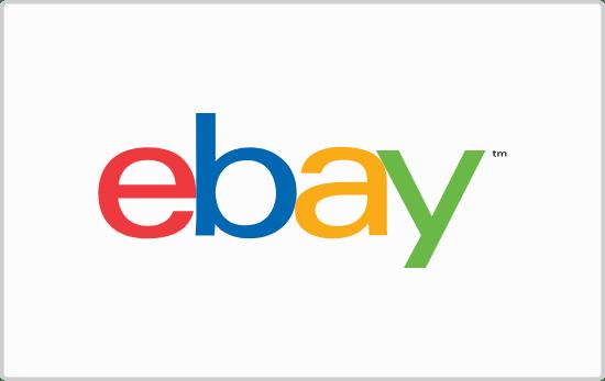 Ebay Ecommerce Card