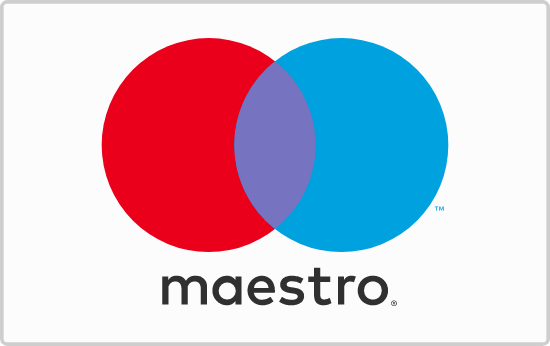 Maestro Payment Card
