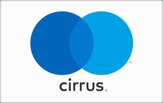 Cirrus Payment Card