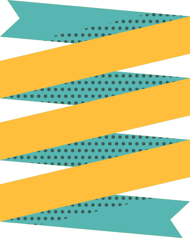 Triple Blank Banner
