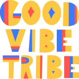 Good Vibe Tribe Text