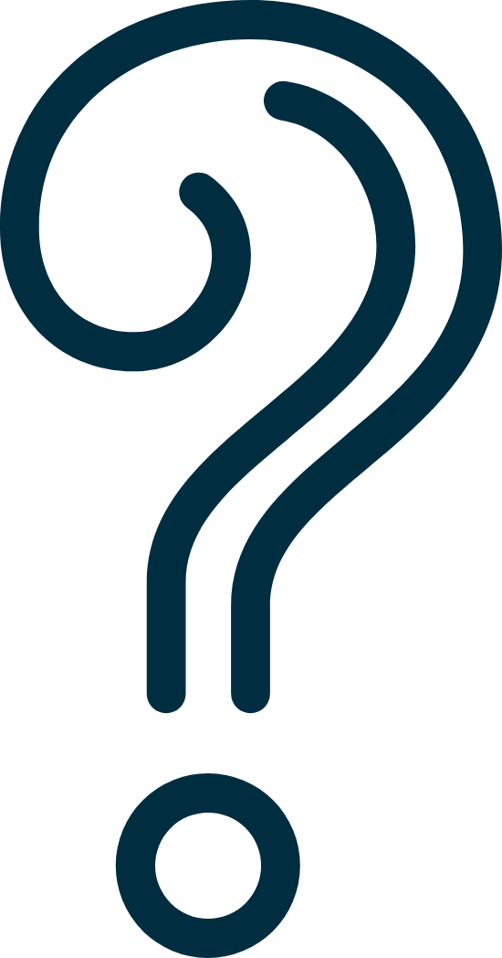 Parallel Question Mark