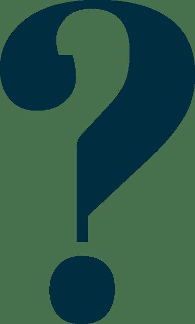 Precise Question Mark