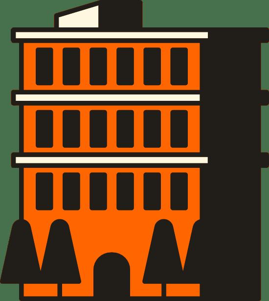 Retro Building