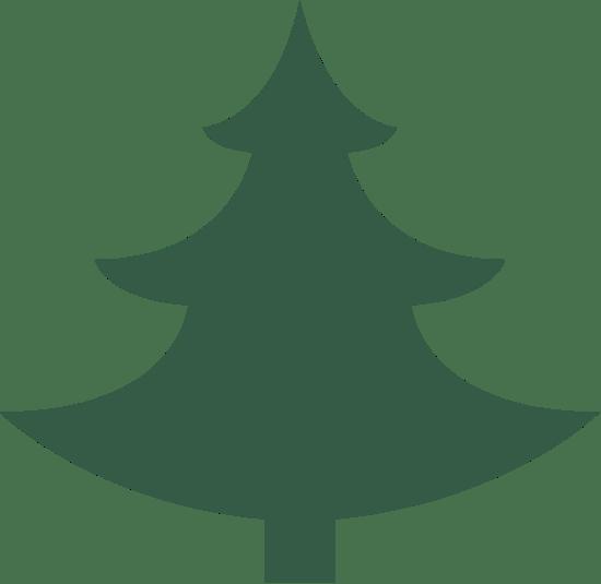 Natural X-Mas Tree