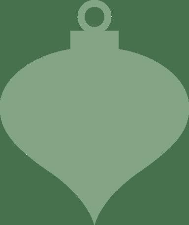 Curvy Ornament