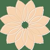 Multi-Petal Flower