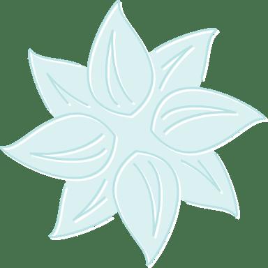 Pointy-Petal Flower