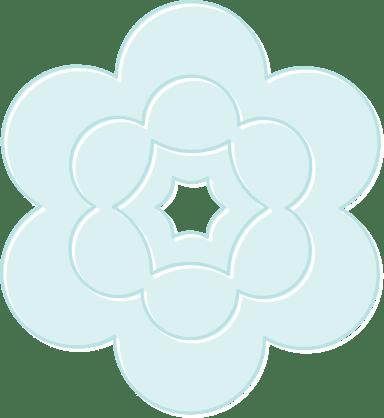 Flower-Like Design