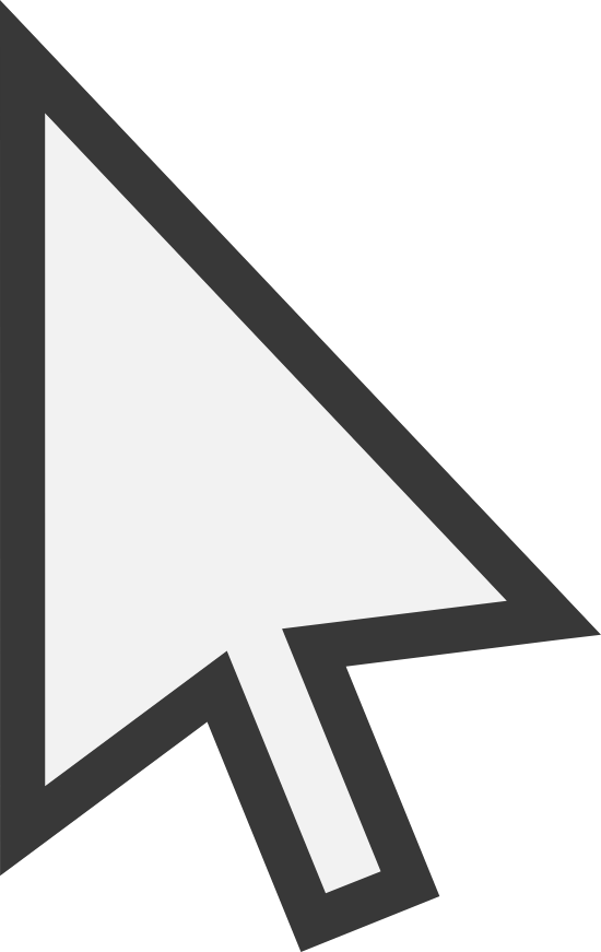 Sleek Arrow Pointer