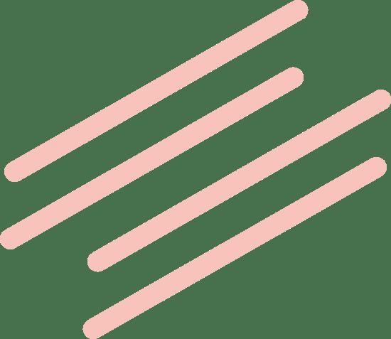 Diagonal Dashes