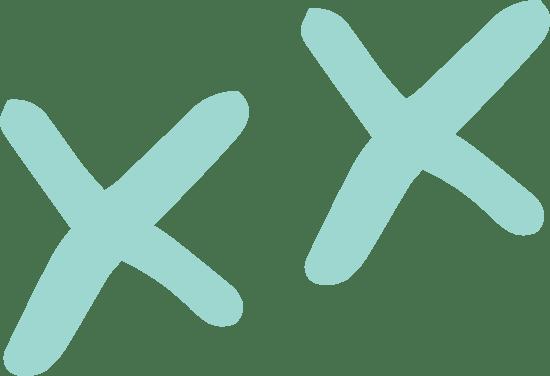 Duet of Xs