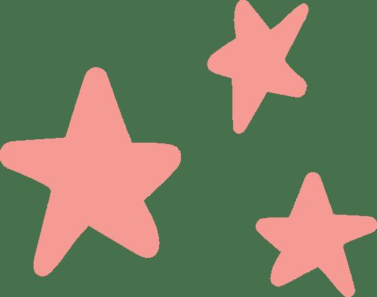 Trio of Stars