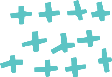 Cluster of Crosses