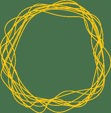 Rough Sketchy Circle