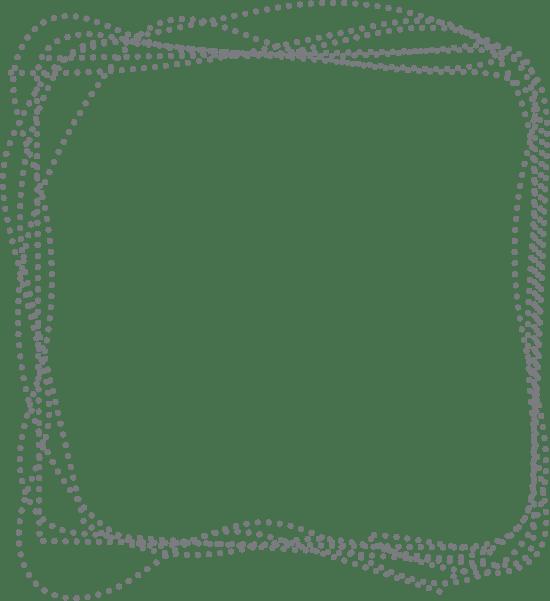 Tangled Sketchy Square