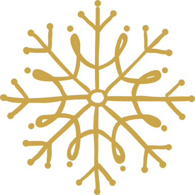 Curly Snowflake