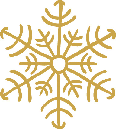 Curved Snowflake