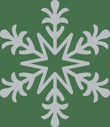 Botanical Snowflake