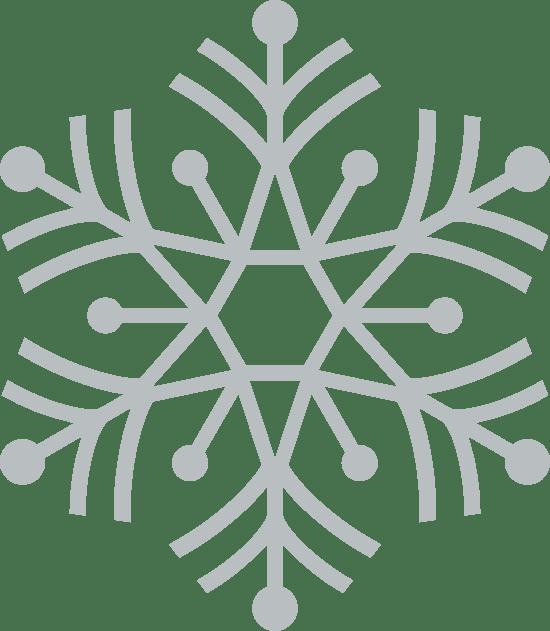 Diagonal Snowflake