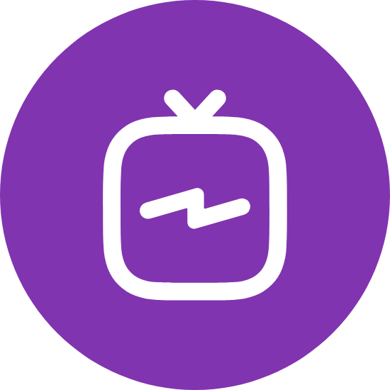 Round IGTV