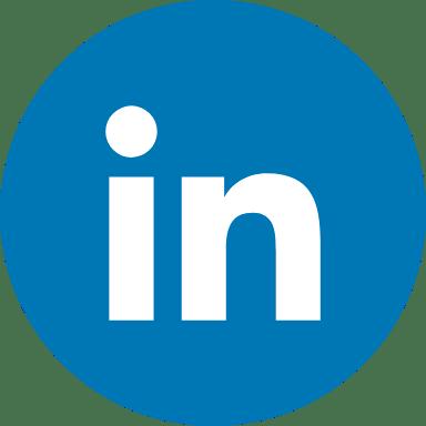 Round LinkedIn