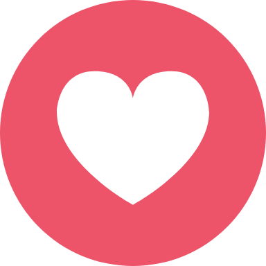 Heart in Circle